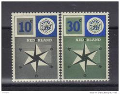 EUROPA 1957 PAYS BAS ** MNH .  (3N12) - Europa-CEPT