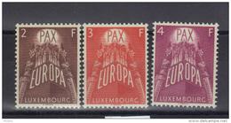 EUROPA 1957 LUXEMBOURG ** MNH .  (3N11) - Europa-CEPT