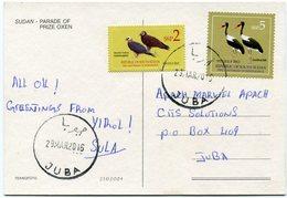 South Sudan - Postcard - Carte Postale - South Sudan