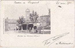 60. Halles De CRILLON - France