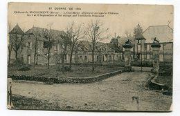 CPA   51 :  MONDEMENT   Le Château    VOIR  DESCRIPTIF §§§ - Other Municipalities