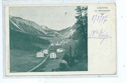 Cierfs Im Münsterthal - GR Graubünden