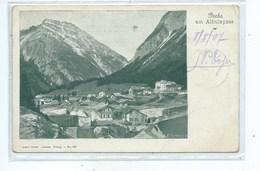 Preda Am Albulapass - GR Graubünden