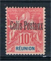 FRANCE  COLONIES  REUNION   Colis Postal N° 3* - Nuevos