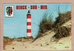 X62029 BERCK-sur MER Pas-de-Calais PHARE DUNES SECAP VILLES JUMELEES Du 12.08.1983 -MAGE - Berck