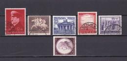 Deutsches Reich - 1941 - Michel Nr. 772+780+803/05+810 - Gest. - 30 Euro - Deutschland