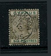 Chypre Britannique Slaked Queen Of Euro - Zypern (...-1960)