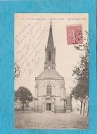 Lariche Extra ( Indre-et-Loire ). - Église Sainte-Anne. - Environs De Tours. - ( Pour Bergerac En Dordogne ). - La Riche