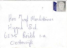 Auslands - Brief Von ? Mit 1 International Nicht Entwertet 2019 - 2013-... (Willem-Alexander)