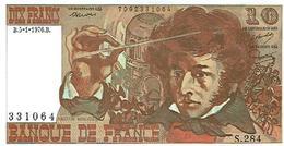 10 FRANCS BERLIOZ- 5.1.1976 Alph S.284- Pr Neuf - 10 F 1972-1978 ''Berlioz''