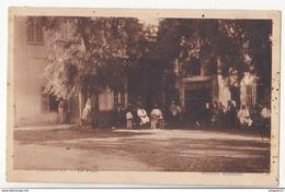 Au Plus Rapide Tunisie Juillet 1941 Zaghouan Cachet Militaire Cie D'instruction De L'Air La Place - Tunisie