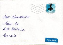 Auslands - Brief Von Sydjylland Mit 30 Kronen Vikingeliv 2019 - Briefe U. Dokumente
