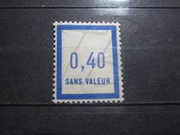 VEND BEAU TIMBRE FICTIF DE FRANCE N° F10 , XX !!! - Phantomausgaben