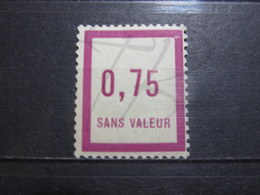 VEND BEAU TIMBRE FICTIF DE FRANCE N° F14 , XX !!! - Phantomausgaben