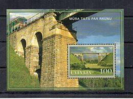 Lettonia - 2006 - Foglietto Mura Tilts Par Raunu - Nuovo ** - (FDC19108) - Lettonia