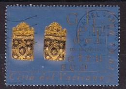 Vatican 2001, Minr 1387 Vfu - Oblitérés