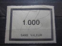 VEND BEAU TIMBRE FICTIF DE FRANCE N° F95 , XX !!! - Phantomausgaben