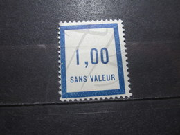 VEND BEAU TIMBRE FICTIF DE FRANCE N° F16 , XX !!! - Phantom