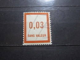 VEND BEAU TIMBRE FICTIF DE FRANCE N° F3 , X !!! - Phantomausgaben