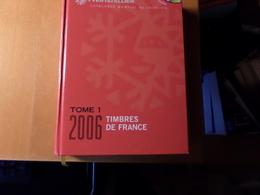 CATALOGUE  YVERT&TELLIER  FRANCE  TOME 1 2006   EN PARFAIT ETAT - France