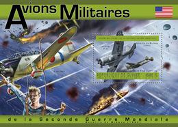 Guinea 2011 War WWII Aviation Military - 2. Weltkrieg