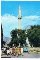 MOS-64  MOSTAR ; With Mosque / Minaret - Islam