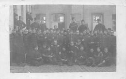 Photo Postcard Militaire - Uccle - Ukkel ? - Uccle - Ukkel
