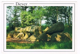 HUN-50    DIEVER : Hunebed ( Dolmen) - Dolmen & Menhirs