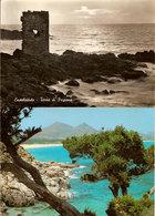 (C).Sardegna.Lotto 2 Cartoline.Una Viaggiata (c19) - Italia