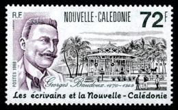 NOUV.-CALEDONIE 1988 - Yv. 564 **   Faciale= 0,60 EUR - Georges Baudoux, écrivain  ..Réf.NCE25277 - Neufs