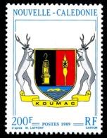 NOUV.-CALEDONIE 1989 - Yv. 573 **   Faciale= 1,68 EUR - Armoiries De Koumac  ..Réf.NCE25284 - Neufs