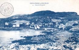 Iles SAINT PIERRE Et MIQUELON - Anse De Savoyard - 1924 - Saint-Pierre-et-Miquelon
