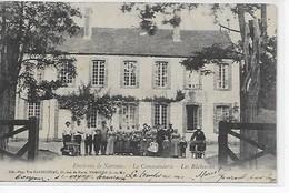Environs De Nanteau- La Commanderie- Les Bûcherons - France