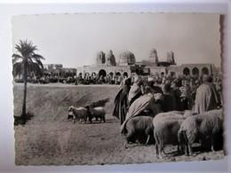 ALGERIE - Marché Dans Le Sud - Algeria