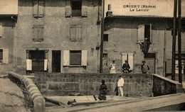 GRIGNY LE LAVOIR - Grigny