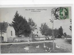 Roye-L'Entrée Du Village-la Route De Lure - Francia