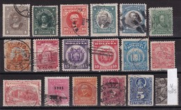 Selection Old South Americas - Stamps