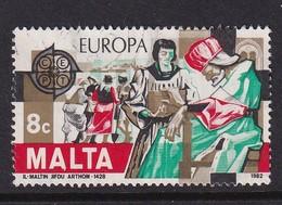 Malta 1982, Europe, Minr 661 Vfu - Malta