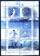 Argentina 2007 / Antarctic Birds Penguins Seals MNH Aves Pingüinos Vögel Uccelli  / C4021  5-33 - Pájaros