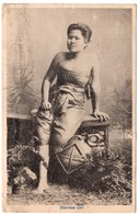 Thailand Siam Siamese Girl - Thaïlande
