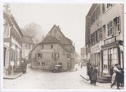 AK-7999-D  - Blieskastel - Platz Vor Dem Herkulesbrunnen Um 1930 - Saarpfalz-Kreis