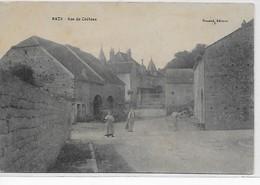 Raze-Rue Du Chateau - Francia
