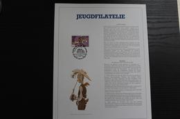 2390 'Lucky Luke' - Luxe Kunstblad - Oplage: 500 Ex. - Herdenkingskaarten