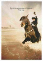 Animaux - Chevaux - Zorro - Kinepolis Oostende - Voir Scans Recto-Verso - Paarden