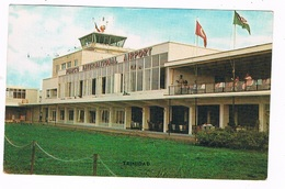 VV-493   TRINIDAD : Piarco International Airport - Aerodromi
