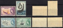 BRITISH SOLOMON ISLANDS - 1956 - EFFIGIE DELLA REGINA ELISABETTA II - MNH - Isole Salomone (...-1978)