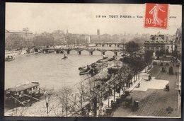 TOUT PARIS 75 - Vue Générale De La Seine - #B775 - Francia