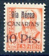 CANARIAS    Nº  49  Sin Charnela -1027 - Nuevos & Fijasellos