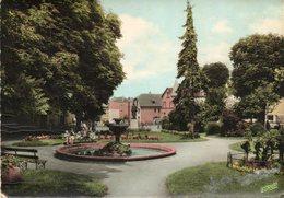 SARREBOURG    Le Parc   Edit De L Europe  No 6405 - Sarrebourg