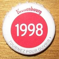 N°438A CAPSULE DE BIERE ET AUTRE - Beer